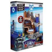 Batcaverna Batman E Robin Metals Die Cast Mano Scene Com Luz Dtc 4372