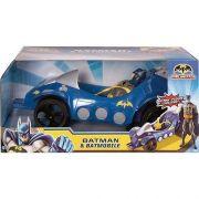 Batman-batmovel Com Figura 30cm Ckk35