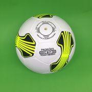 Bola Futebol Campo Oficial Costurada Pvc Milano