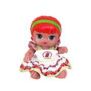 Boneca Coleção Frutinhas Cheiro de Morango com Chocolate 2308 - Cotiplás
