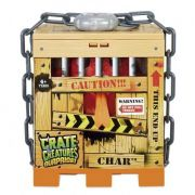 Boneco Crate Creatures Criaturas Interativas Char 4401 - Candide
