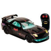 Carro De Controle Remoto Do Batman 9042 Candide