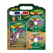 Dinossauros 3d - Vale Das Letras
