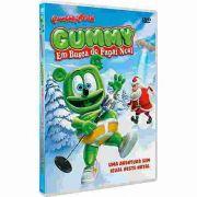 Dvd Gummy Bear Gummy Em Busca Do Papai Noel - Som Livre