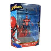 Figura De Ação Spider Man 20cm Copter Hero 5827- Candide