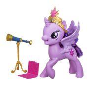 Figura My Little Pony Conhecendo as Pôneis Twilight Sparkle E1973/E2585- Hasbro