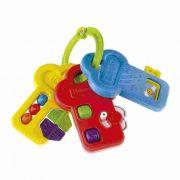 Fisher Chaves De Atividade 71084 Mattel