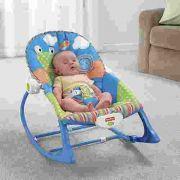 Fisher Price Cadeirinha Balanço Minha Infancia X7033 - Mattel