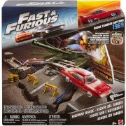 Hot Wheels Velozes E Furiosos Ataque Do Tanque Fcg11 Mattel