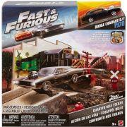 Hot Wheels Velozes E Furiosos Confronto Nos Trilhos Fcg10 Mattel