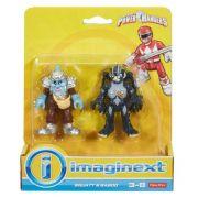 Imaginext Power Rangers Squatt E Baboo Drv05 - Mattel