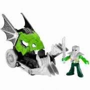 Imaginext Veiculos Do Dragao Cbx94 Mattel