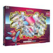 Jogo Cartas Pokémon Box Coleção Porygon-z-gx