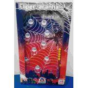 Jogo Fliper Aranha 0103 - Braskit