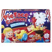Jogo Pie Face Canhão E1972 - Hasbro