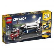 Lego Creator Transportador de Ônibus Espacial 31091