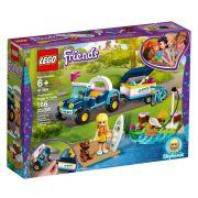Lego Friends Buggy e Trailer da Stephanie 41364