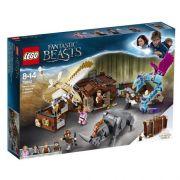 Lego Harry Potter  Animais Fantásticos  Mala De Criaturas Do Newt 75952