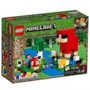 Lego Minecraft  Fazenda De Lã 21153