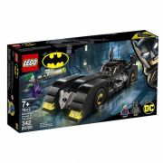 Lego Super Heroes Batmobile Perseguição Do Joker 76119