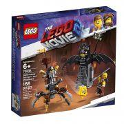 Lego The Movie Lego 2 Batman e Barba de Ferro - 70836
