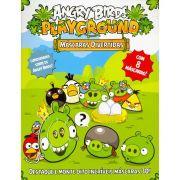 Livro Angry Birds Mascaras Divertidas - Mundo Infantil