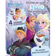 Livro Das Mascaras - Frozen