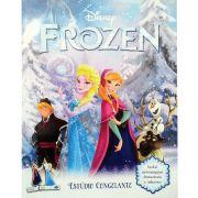 Livro Frozen Estudio Congelante 0842 - Dcl