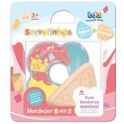 Mordedor De água Sorvetinho Rosa Morango 2460 - Toyster