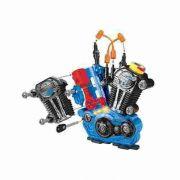 Motor Radical Hot Wheels Monte E Desmonte Seu Motor 79720 Fun