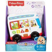 Ônibus Do Cachorrinho Fhd95 - Fisher Price