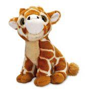 Pelúcia Animal Planet Girafa 83193 - Fun