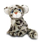 Pelúcia Animal Planet Tigre Branco 83193 - Fun
