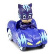 Pj Masks Mini Veículo Azul Menino Gato 4159 Dtc