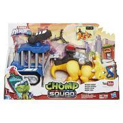 Playskool Heroes Chomp Squad Agente Cela E0967/E0833 - Hasbro