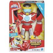 Playskool Transformers Mega Mighties Hot Shot E4174/E4131 - Hasbro