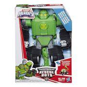 Playskool Transformers Rescue Boulder Escavador E0152/B6579 - Hasbro