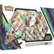 Pokémon Box Marowak de Alola-GX - Copag