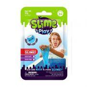 Slime Play Sachê 20g Azul 2030 - Sunny