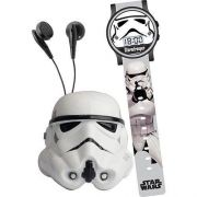 Space Set Star Wars + Radio + Relogio Stormtrooper Candide 9110