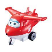 Super Wings Figura de Avião Vroom'n Zoom Jett 80140 - Fun