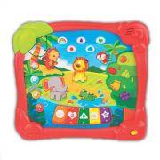 Tablet Aprendendo Na Selva 2513 - Yes Toys