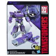 Transformers Generations Cyber Shockwave E1168/B0785 - Hasbro
