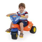 Triciclo Adventure Laranja 07588 - Xalingo