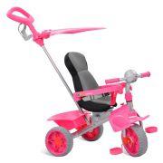 Triciclo Infantil Smart Confort Pink 257 Bandeirante