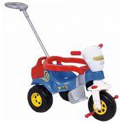 Triciclo Tico Bichos Azul Com Som E Luz Magic Toys 3512