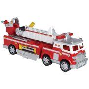 Veículo Caminhão de Bombeiro Resgate Extremo Patrulha Canina 1387 - Sunny
