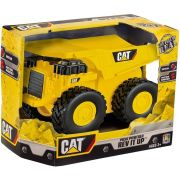 Veículo Cat Rev It Up Dump Truck 3640 - Dtc