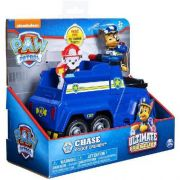 Veículo Patrulha Canina Ultimate Resgate Chase Police Cruiser 1391 - Sunny