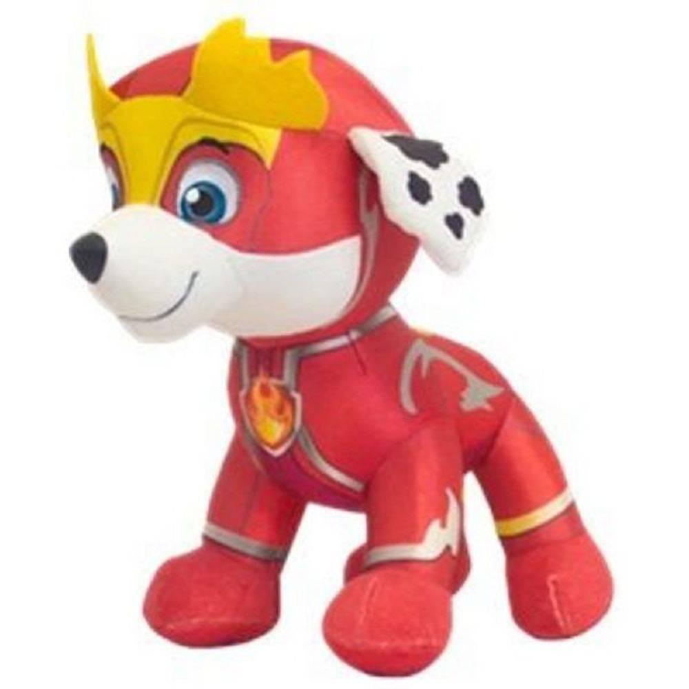 Pelúcia 30 Cm Patrulha Canina  Marshall Mighty1396 - Sunny